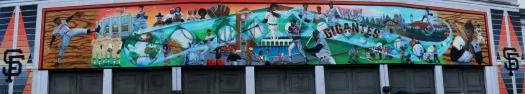 Vamos Gigantes Mural panoramic mtk