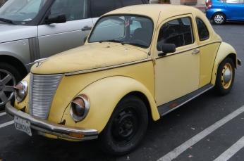 rad yellow vehicle
